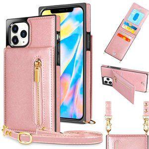 iPhone 12 / iPhone 12 Pro Rose Gold Phone Case